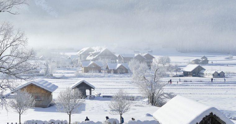 Подготавливаем дачный домик к зиме